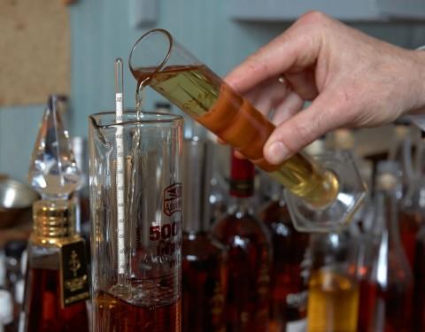 干邑白兰地:酿酒师的艺术结晶