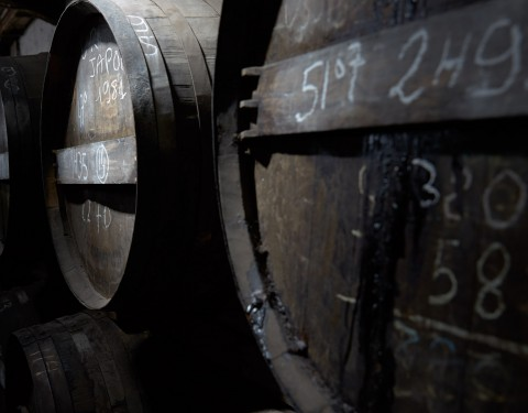 COGNAC, the artistry of the Cellar Master